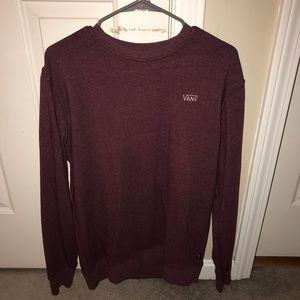 Vans Crew Neck Sweatshirt - Mens
